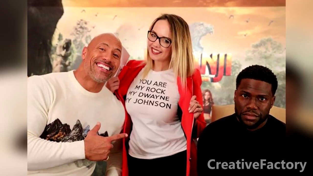Dwayne Johnson Explains Why He Briefly Stopped Going By The Rock