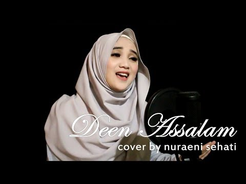 Deen Assalam - Sulaiman Al Mughni - Cover By Nuraeni (with English Subtitle)
