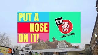 Put A Nose On It! Red Nose Day 2019 Schools Song by Out of the Ark Music