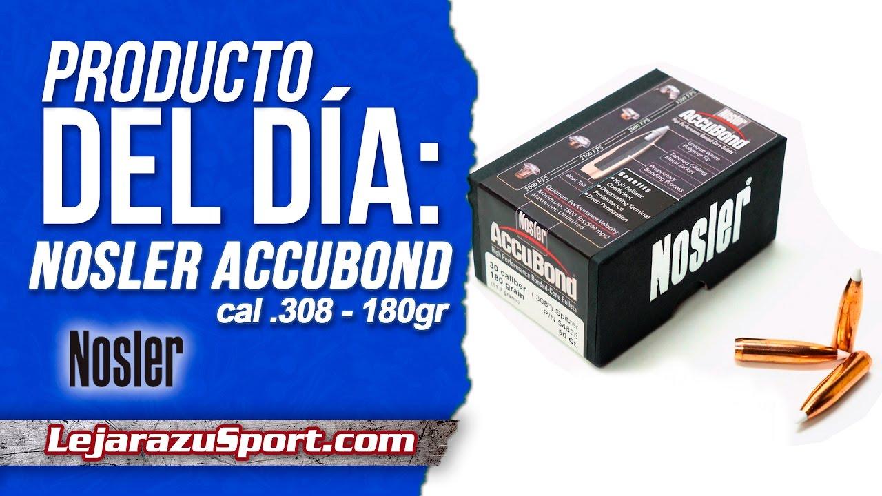 Nosler AccuBond  308 - 180 grains bullets