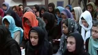 Gulshan-e-Waqfe Nau (Nasirat) Class: 14th November 2009 - Part 1 (Urdu)