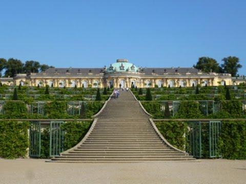 Park Sanssouci, Potsdam, near Berlin, Germany