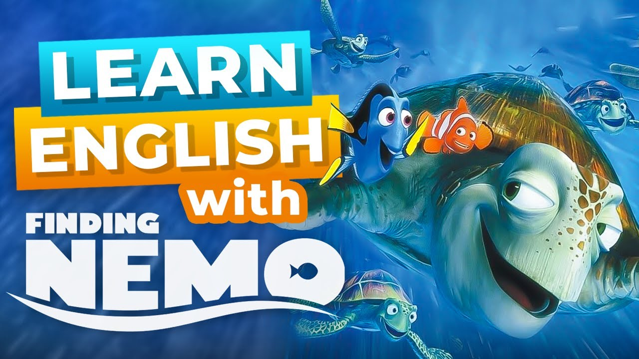 Download Learn English with Finding Nemo