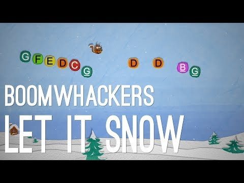 Let it Snow - Boomwhackers