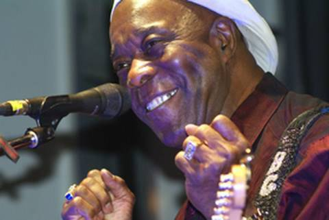 Buddy Guy & Ric Jaz - I Just Want To Make Love To You ♫♪ [HD]