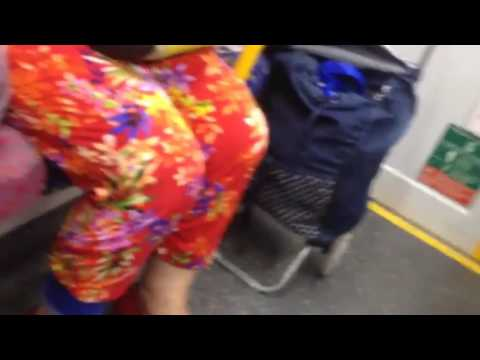 Caught on camera- Australian woman defends Muslim couple against racist rant (Source) (1).mp4
