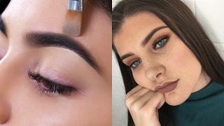 Video Beauty Hack DIY Eyebrow Tint download MP3, 3GP, MP4, WEBM, AVI, FLV November 2017