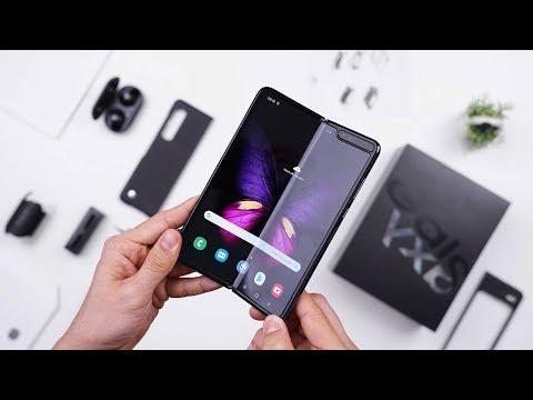 Rp30 Juta! Unboxing Samsung Galaxy Fold Resmi!
