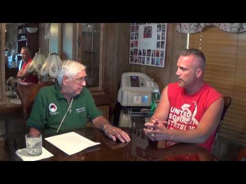 Bill Kerr WWII War Stories as interviewed by Mike Suski