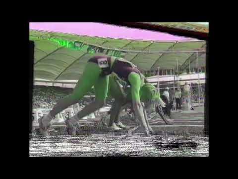 4231 World Track & Field 1993 100m Women