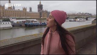 Lara Martins- Hora dos Portugueses RTP1