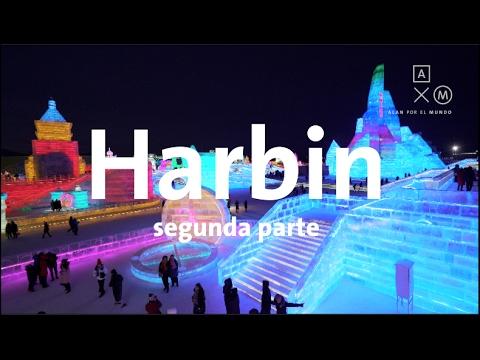LA CIUDAD DE HIELO es real! Harbin #2 | Alan por el mundo