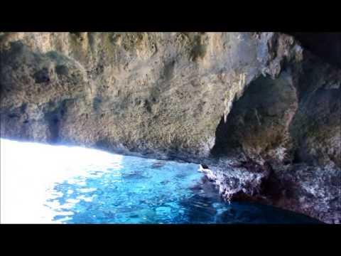 Cave in Vava'u Group, Tonga