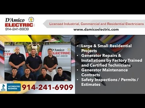 Damico Electric | Bedford Hills NY Electrical Contractors