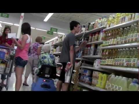 Random Pranks in Stores 4