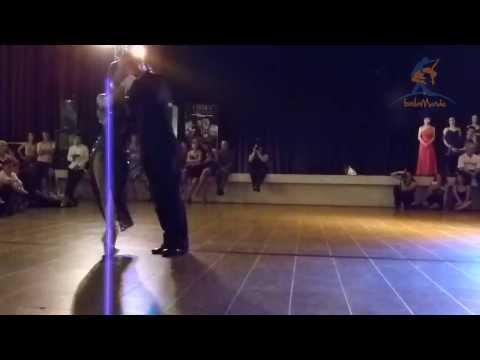Baila Mundo - Junior Cervila e Romina Levin (Semana da Cultura Latina 2013)