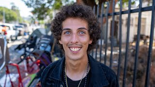 Nicholas on Los Angeles's Homeless Sweeps in Hollywood