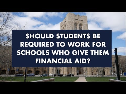 Yale Students Protest Over Controversial Financial Aid Policy