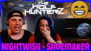 NIGHTWISH - Shoemaker (Official Lyric Video) THE WOLF HUNTERZ Reactions