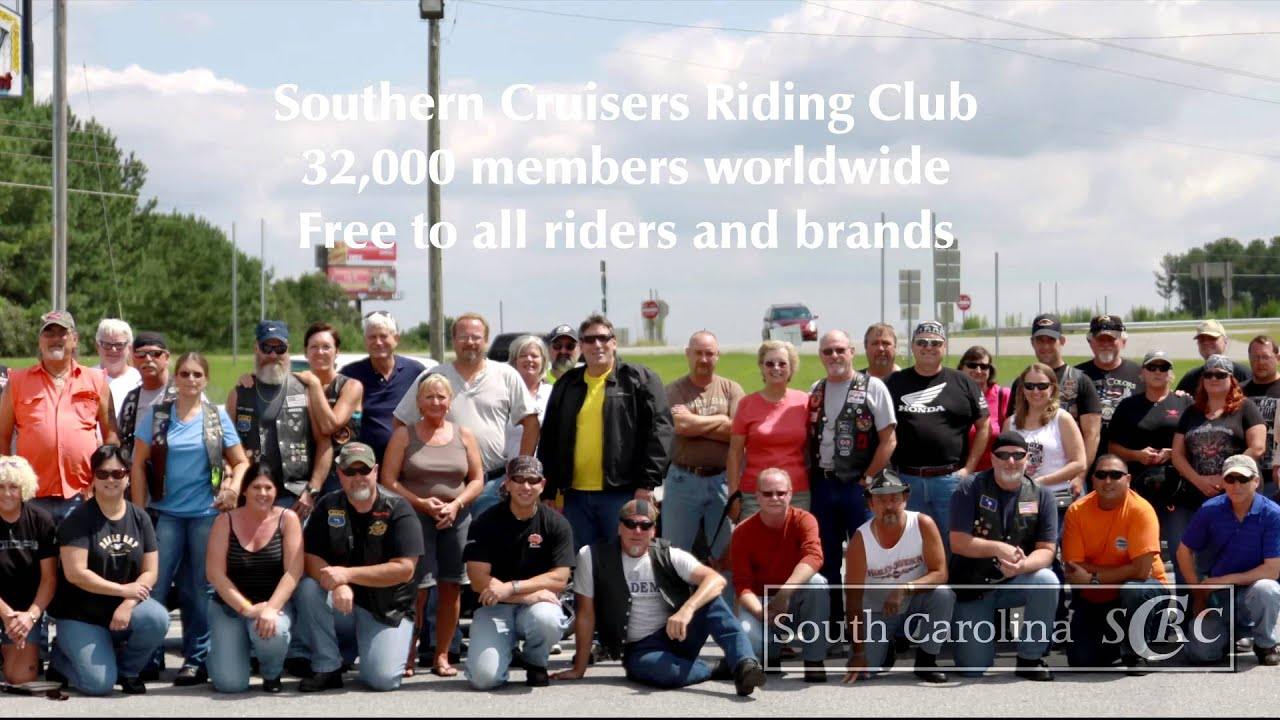 Southern Cruisers Riding Club Intro