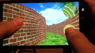 Labirint 3D Gameplay (Игры на Android)