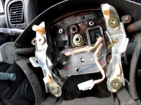 For A Nissan Truck Wiring Diagram Nissan Hardbody Pickup Clunking In Steering Wheel Youtube
