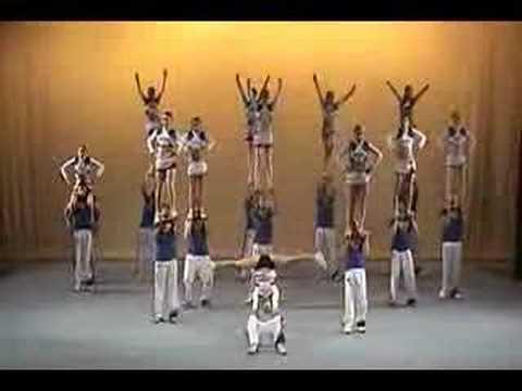 Primer Competencia de Panteras Cheer Team