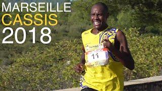 MARSEILLE-CASSIS 2018 40ème Édition Running Semi Marathon Course à Pied Route World Road Race Half