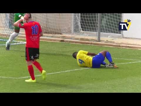 Cádiz B 0 - CD Teruel 1 (20-05-18)