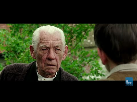 Mr. Holmes Official Movie Trailer