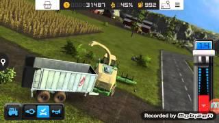 Farming Simulator 16:Silage {gameplay}