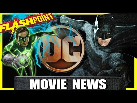 DC Slate Revealed by Warner Bros at Comic Con Brazil CCXP 2017 | Mega Movie Moment