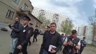 Судилище в России... (