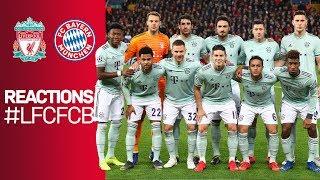 """The door is open now"" | Liverpool FC - FC Bayern 0-0 | #LFCBFCB"