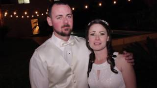 Inland Empire Riverside 80s Wedding Cover Band - Bride Testimonial: Ken and Jessica