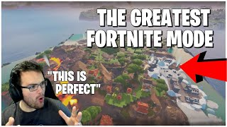 *NEW* Mini Battle Royale Fortnite Mode (Best Fortnite Mode)