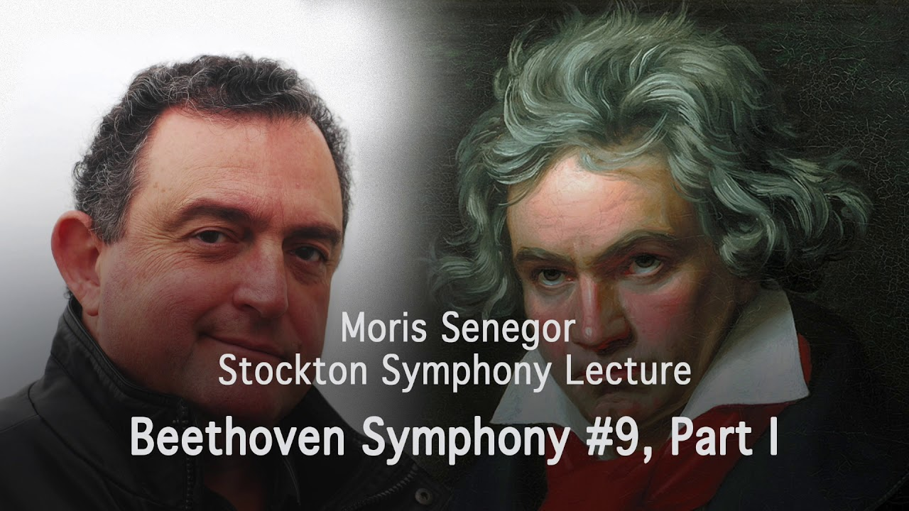 Beethoven Symphony #9 (1824) - Moris Senegor
