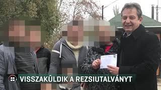 Visszaküldenék a rezsiutalványokat Magyarországra 19-11-12