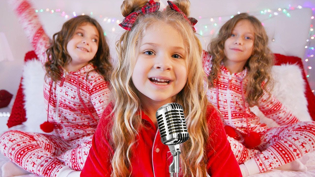 Diana and Roma - Christmas with My Friends - Kids Song (Official Video)