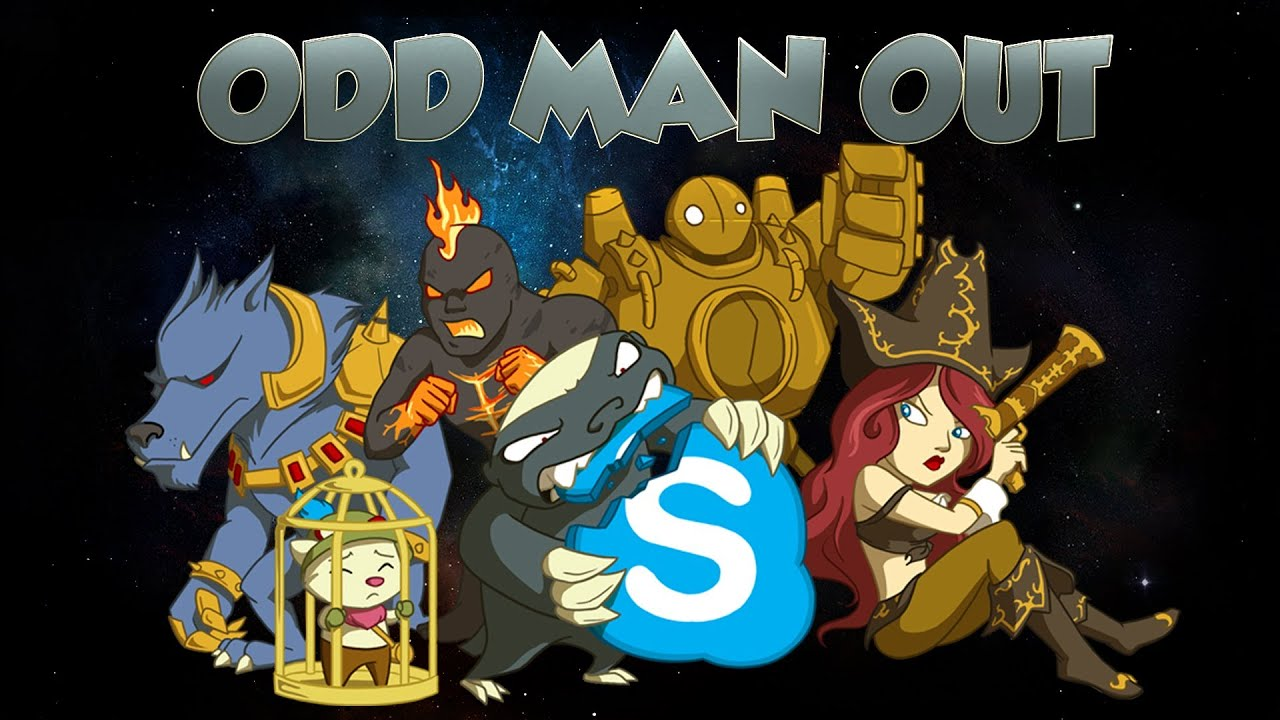 Skype Game Odd Man Out Youtube