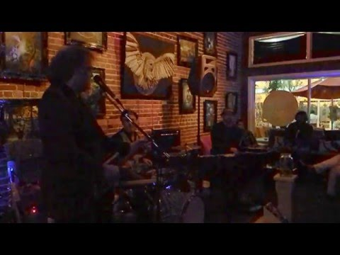 Art Of Blues At Space 39 Funky Cigar Box Guitar Blues Feb 2016