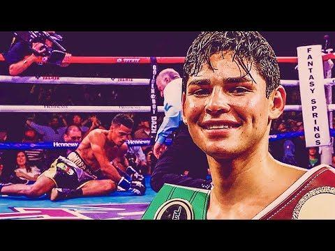 2019 Ryan Garcia Best Knockouts (15-0)