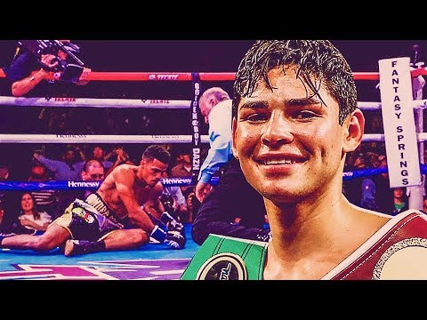 2019 Ryan Garcia Best Knockouts (15-0)