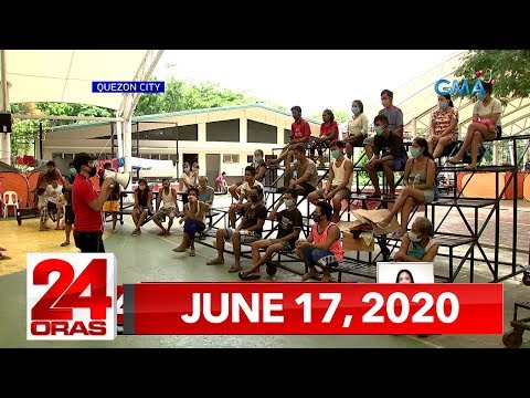 24 Oras Express: June 17, 2020 [HD]