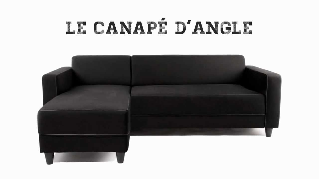canap firr youtube - Canape D Angle Reversible