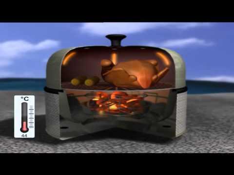 Galileo Genial: Der Cobb Grill   Galileo
