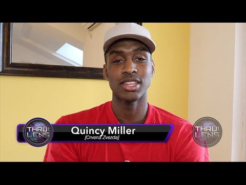 Thru The Lens (DAY IN THE LIFE) S2;Ep7 - From NBA to Euroleague - Quincy Miller