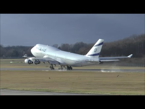 [HD] A colourful Sunday at Geneva Airport (landing & take-off action) – 11/01/2015