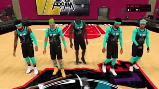 Self Taught #1 Team vs Lyfestyle NBA 2k19 Comp Games