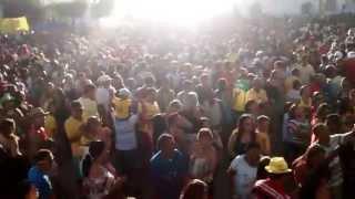 PAU DA BANDEIRA 2014 BARBALHA FESTA DE SANTO ANTONIO